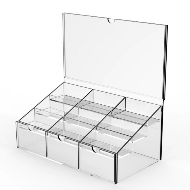 怎样区分有机玻璃(亚克力)板与PS板、MS板材?
