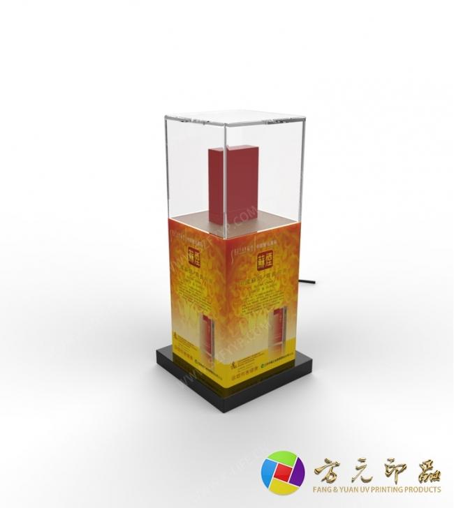 用有机玻璃(亚克力)制作的展示架优势在于哪里?