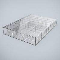 透明亚克力多格收纳盒