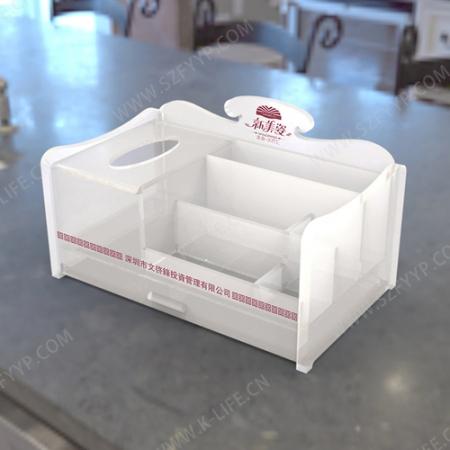 亚加力多功能纸巾盒