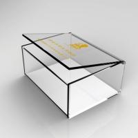 亚克力药材包装盒