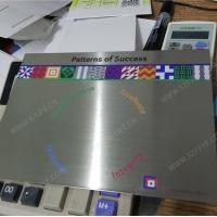 不锈钢标示牌UV打印