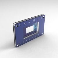 Acrylic product frame