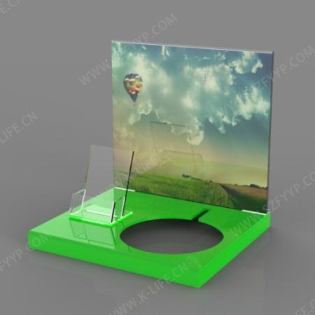 亚克力电子产品展示架