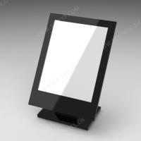 有机玻璃黑色台镜