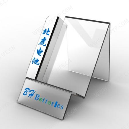 亚克力手机展示架