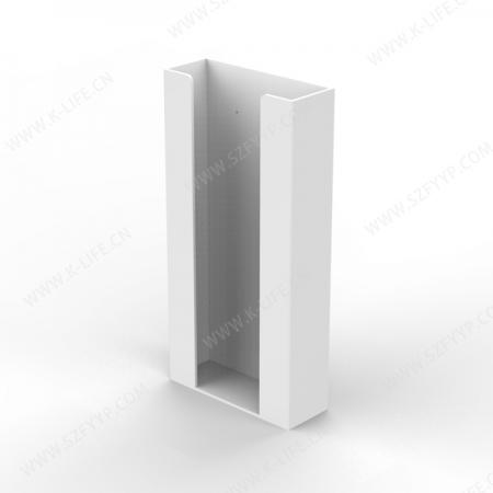 有机玻璃白色盒子