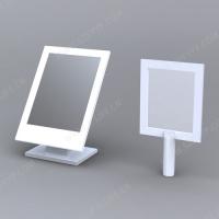 亚加力白色镜子