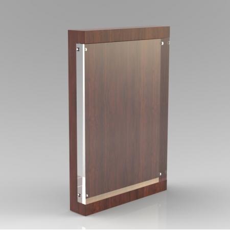 有机玻璃(亚加力)相框